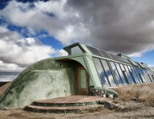 Earthships (Taos, USA)