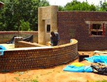Plastic Bottle House (Yelwa, Nigeria)